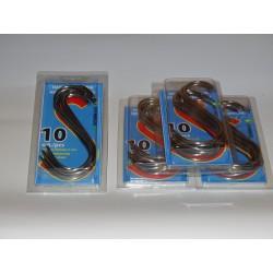 Haki tradycyjne 4 mm pakowane po 10 szt.